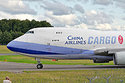 China Airlines Cargo B-18716 Boeing 747-409F(SCD) Luxembourg-Findel - ELLX
