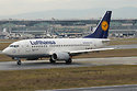 Lufthansa D-ABIY Boeing 737-530 Frankfurt Rhein-Main Int'l Airport - EDDF