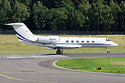Private N612AF Gulfstream G450 Luxembourg-Findel - ELLX