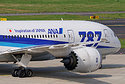 All Nippon Airways (ANA) JA805A Boeing 787-8 Dreamliner D�sseldorf Rhein-Ruhr Int'l Airport - EDDL