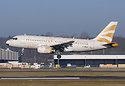 British Airways G-DBCB Airbus A319-131 Luxembourg-Findel - ELLX