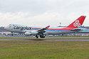 Cargolux Airlines International LX-SCV Boeing 747-4R7F(SCD) Luxembourg-Findel - ELLX