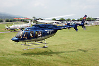 Central Helicopters HB-XQY Bell 407 Altenrhein - LSZR