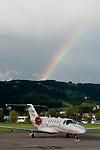 Bertsch-Aviation OE-FHB Cessna 525A CitationJet 2 Altenrhein - LSZR