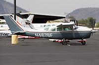 N4678F - C206 - Nordwind Airlines