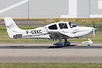 F-GXKC - SR22 - Not Available
