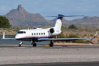 N721KJ - GLF5 - Executive Jet Management