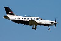C-FHTH - TBM9 - Not Available