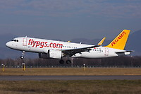TC-NBI - Pegasus Airlines