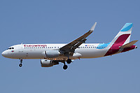 OE-IEU - A320 - Germanwings