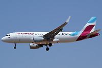 OE-IEU - A320 - Eurowings