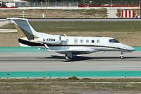 G-KRBN - E55P - SaxonAir