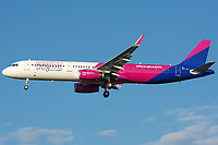 HA-LXJ - A321 - Wizz Air
