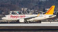 TC-NBH - A20N - Pegasus Airlines