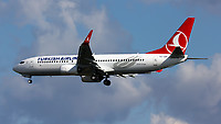 TC-JZF - B738 - Turkish Airlines
