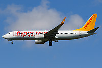 TC-CRB - B738 - Pegasus Airlines