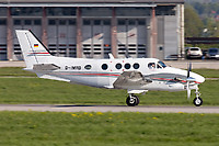 D-IMRB - BE9L - E-Aviation - EFD Eisele Flugdienst GmbH