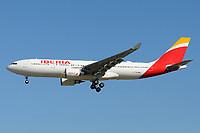 EC-MMG - A332 - Iberia