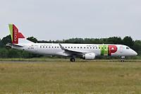 CS-TPQ - E190 - TAP Portugal
