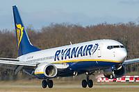 Ryanair EI-EXE Boeing 737-8AS Basel/Mulhouse EuroAirport - LFSB