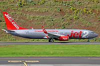 G-JZHR - B738 - Jet2