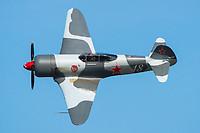 Private F-AZZK Yakovlev Yak-3UWP Mulhouse-Habsheim - LFGB