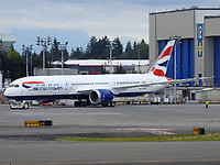 G-ZBKM - B789 - British Airways