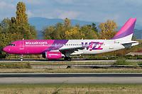 Wizz Air HA-LWM Airbus A320-232 Basel/Mulhouse EuroAirport - LFSB