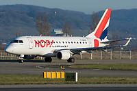 HOP! for Air France F-HBXA Embraer 170-100LR Basel/Mulhouse EuroAirport - LFSB