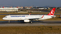 TC-JTO - A321 - Turkish Airlines