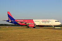 HA-LXG - A321 - Wizz Air