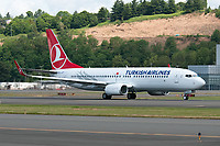 TC-JVT - B738 - Turkish Airlines