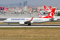 TC-JVY - B738 - Turkish Airlines