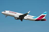 D-AEWJ - A320 - Eurowings