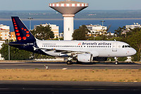 OO-SSS - A319 - Brussels Airlines