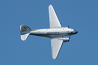 Super Constellation Flyers Association HB-IRJ Douglas DC-3A Dittingen - LSPD
