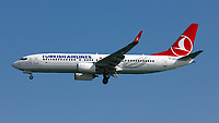 TC-JVZ - B738 - Turkish Airlines