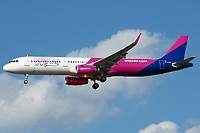 HA-LXH - A321 - Wizz Air