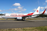 7T-VKT - B737 - Air Algerie
