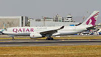A7-AFI - A332 - Qatar Airways