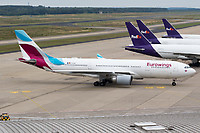 D-AXGD - A332 - Eurowings