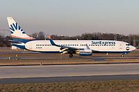 D-ASXR - B738 - SunExpress Deutschland