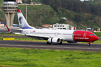 EI-FHT - B738 - Norwegian Air International