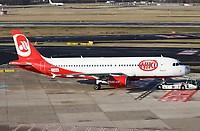 D-ABHG - A320 - Eurowings