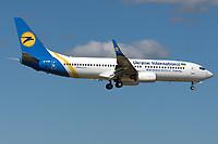 UR-PSP - B738 - Ukraine Int. Airlines