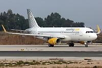 EC-MJB - A320 - Vueling