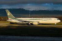 Ceiba Intercontinental Airlines 3C-LLU Boeing 767-306(ER) Geneva Int'l - LSGG