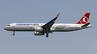 TC-JTL - A321 - Turkish Airlines