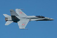 Switzerland - Air Force J-5007 McDonnell Douglas F/A-18C Hornet Dittingen - LSPD