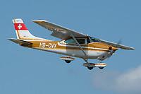 Private HB-CWX Cessna 182P Skylane Basel/Mulhouse EuroAirport - LFSB